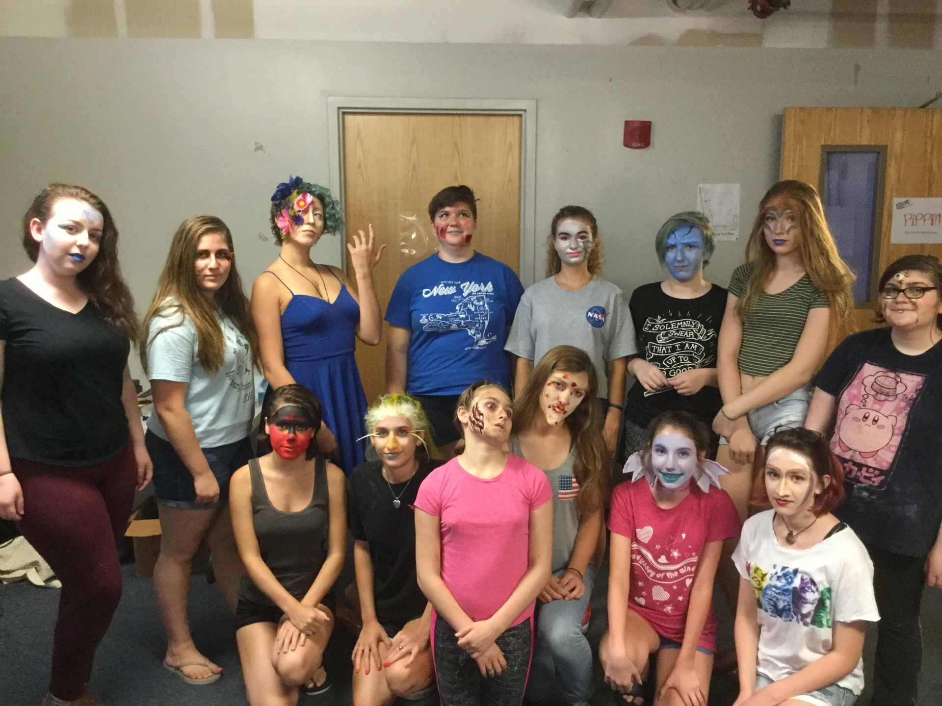 Day 5 of Creating Effects Camp