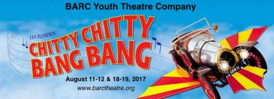 Designing Theater: Chitty Chitty Bang Bang