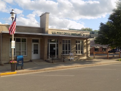 Green Lake Post Office