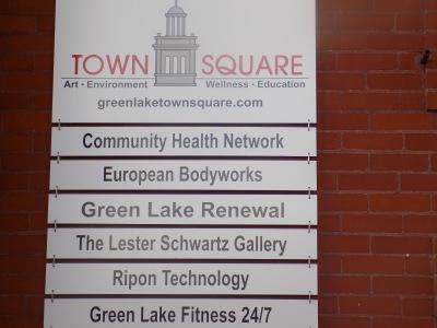 Green Lake Town Square