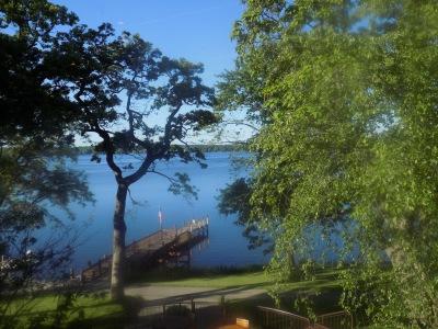 Green Lake Morning View