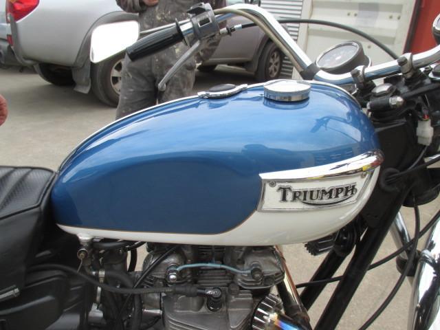 Triumph repaint