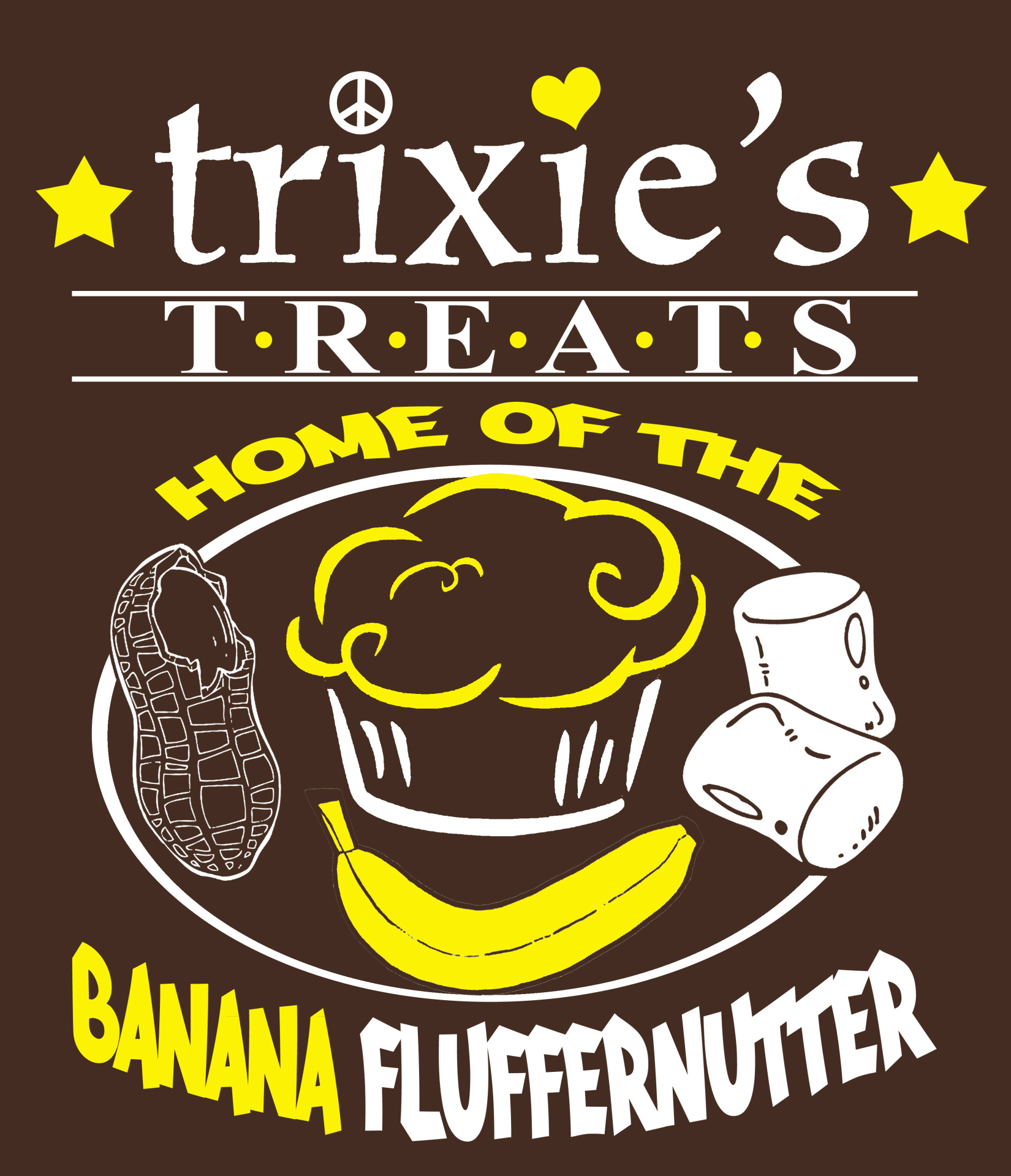 Banana Fluufer Nutter Shirt $15