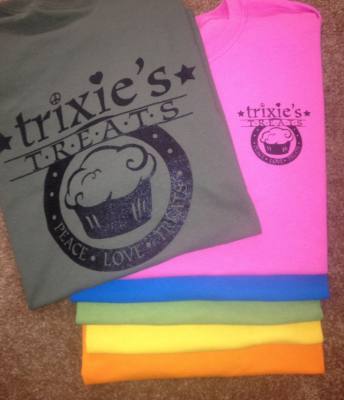 Trixie's T-shirts $15 each