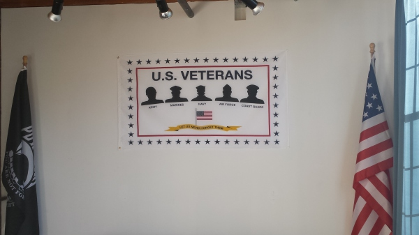 Veterans Tribute Wall