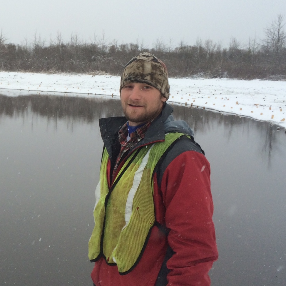 Josh Merritt, Vegetation Management Scientist