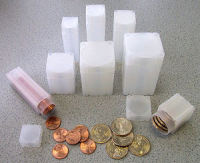 Storing and displaying coins
