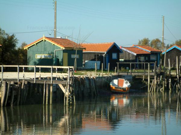 Oyster Ports of Marenne