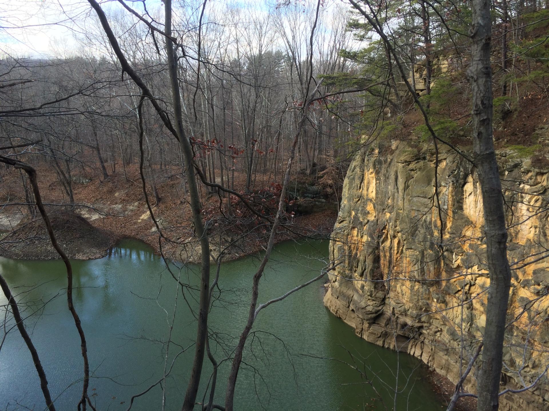 Black Hand Gorge