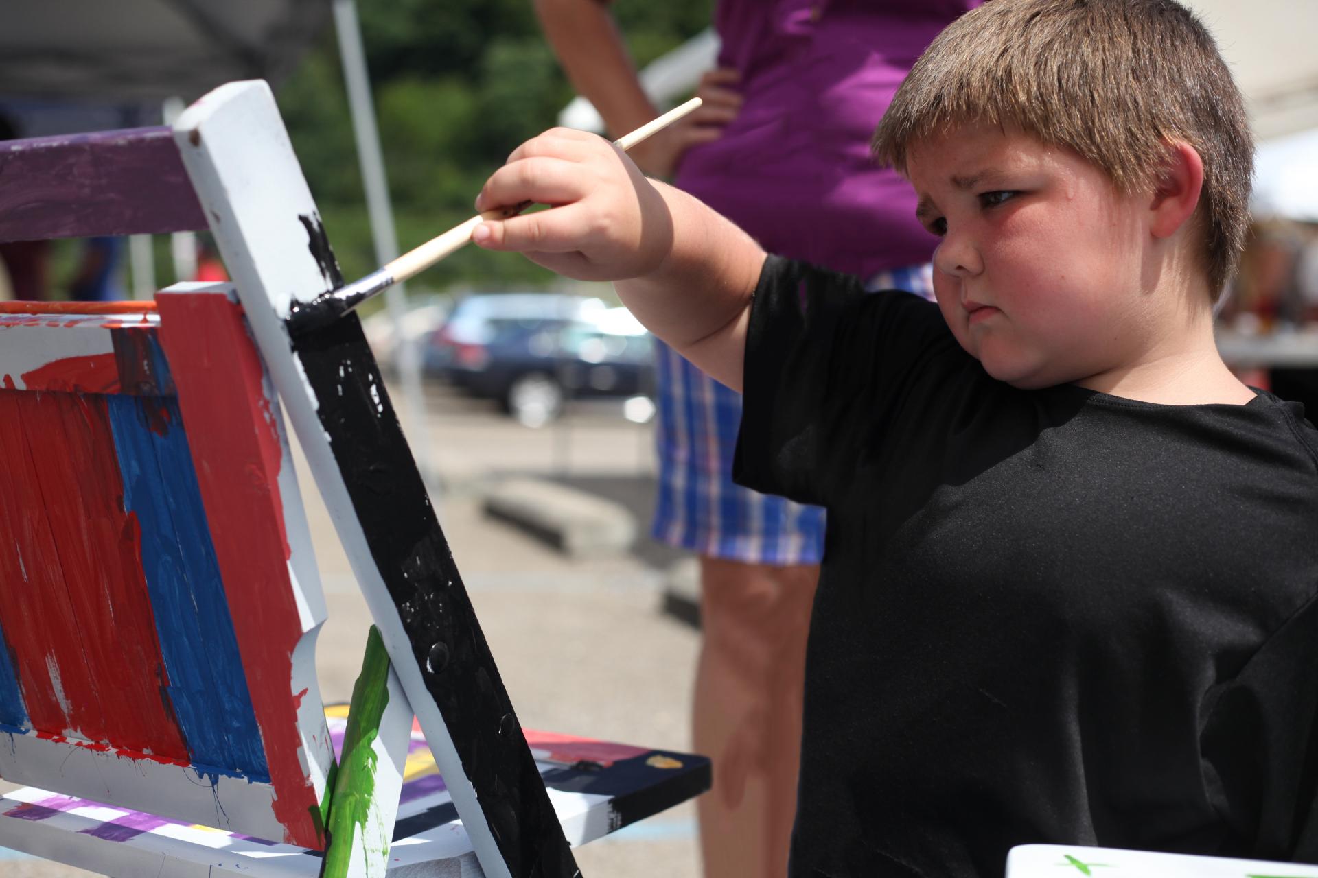 community children artists