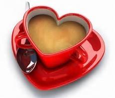Romance is like coffee...