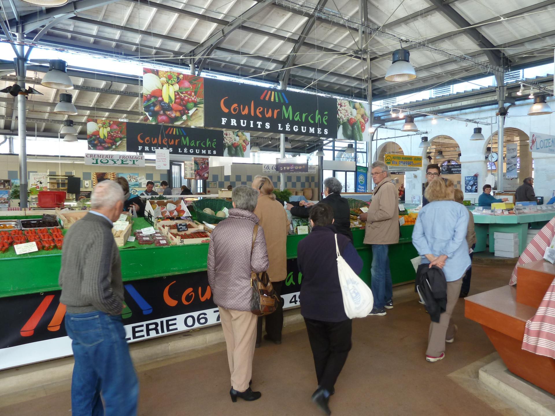 Weekday market