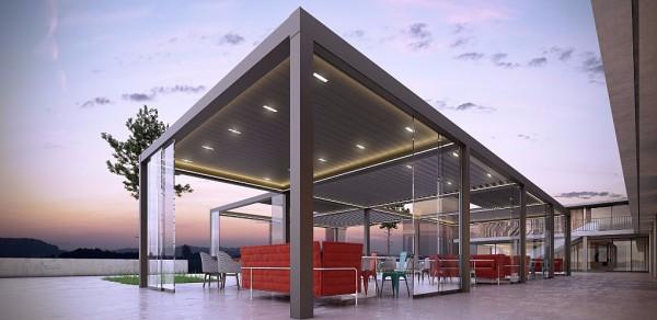 "<img src=""image.jpg"" alt=""Bioclimatic pergola retractable roof system"">"