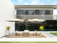 outdoor umbrella for patio shade