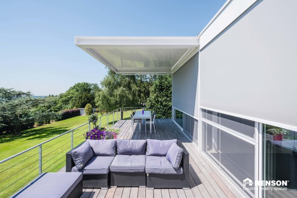 aluminum awning for outdoor patio