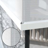 fabric automated window shades
