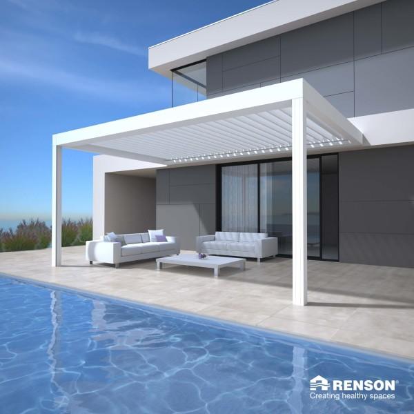 pergola design for residential home
