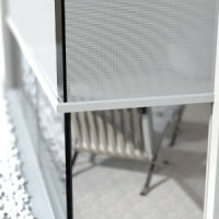 fabric automated window shades