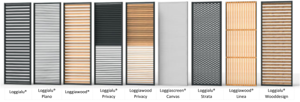 Loggia Panels