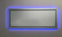 MIROIRS LED / DEL / MIRRORS / MIRROR / MIRROIR DEL / LUMIERE / SALLE DE BAIN / VANITE / DOUCHE / BAIN / ROBINET / BAIN AUTORPOTANT /