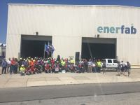 Special Thank you to enerfab!