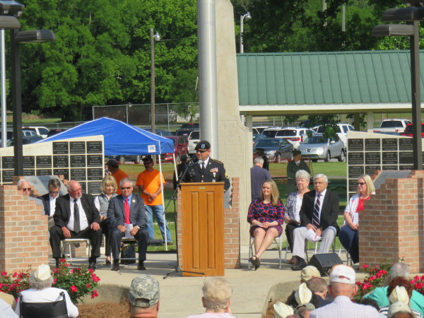 2016 Wall of Honor Dedication