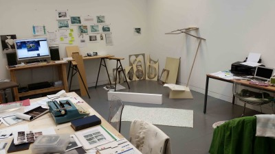 Awarded 6 month studio residency at RHA Gallery, Dublin