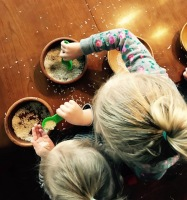 Waldorf, fine motor skills, education, montessori