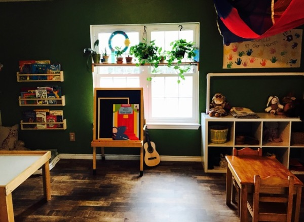 Classroom, education, nature preschool, children, growing