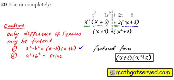 NYS Regents 2016 January algebra 2 Solutions 30 Solve algebraically for the exact value of x: log816  x   1