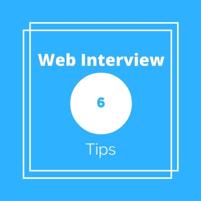 Web Interviewing Tips