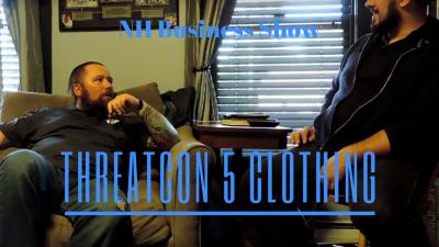 Chad Kozdra - Threatcon 5 Clothing