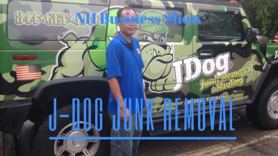 John Elias - J-Dog junk Removal