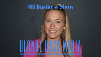 Blonde Boss Media - Hannah Greenwood