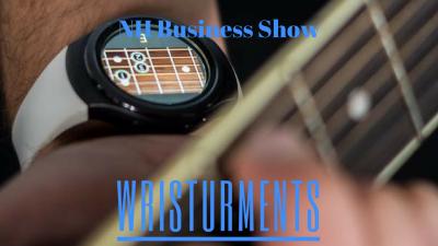 Wristurments - Joe Corcoran