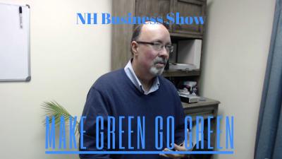 Make Green Go Green - Bob Burgess