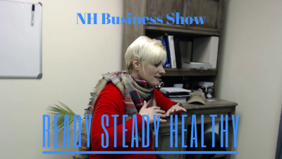 Ready Steady Healthy - Amy Tisi