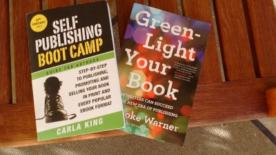 """Are Self-Published Books an """"insult to the written word""""?"""