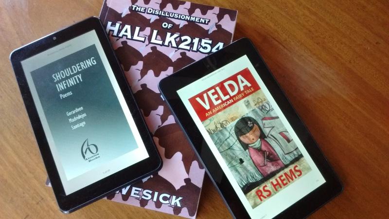 E-books are dead: Long live e-books!