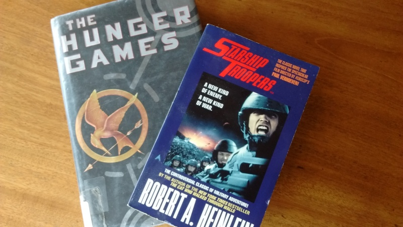From Heinlein to Hunger Games: The Enduring Popularity of Young Adult Science Fiction