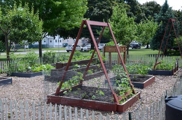 St Philip garden