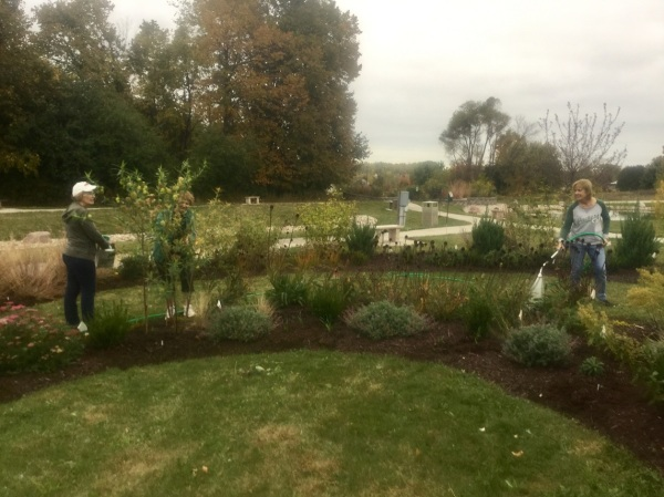 Unity Hospice Garden