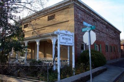 Tuolumne County Museum Round 2