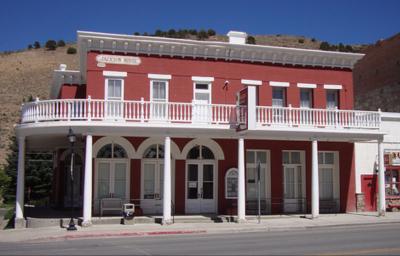 Jackson House Hotel
