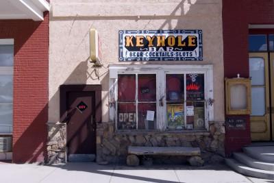 Malarkey Bar aka Keyhole Bar