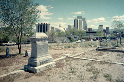 Hillside Cemetery Cleanup