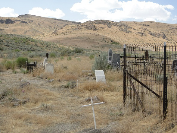 Eureka County Cemetery Cleanup