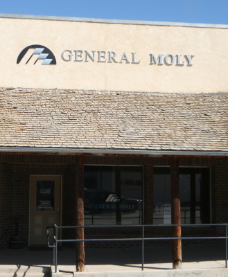 General Molly Building/Tumbleweed Theater