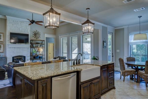 Custom Kitchen Granite Fix
