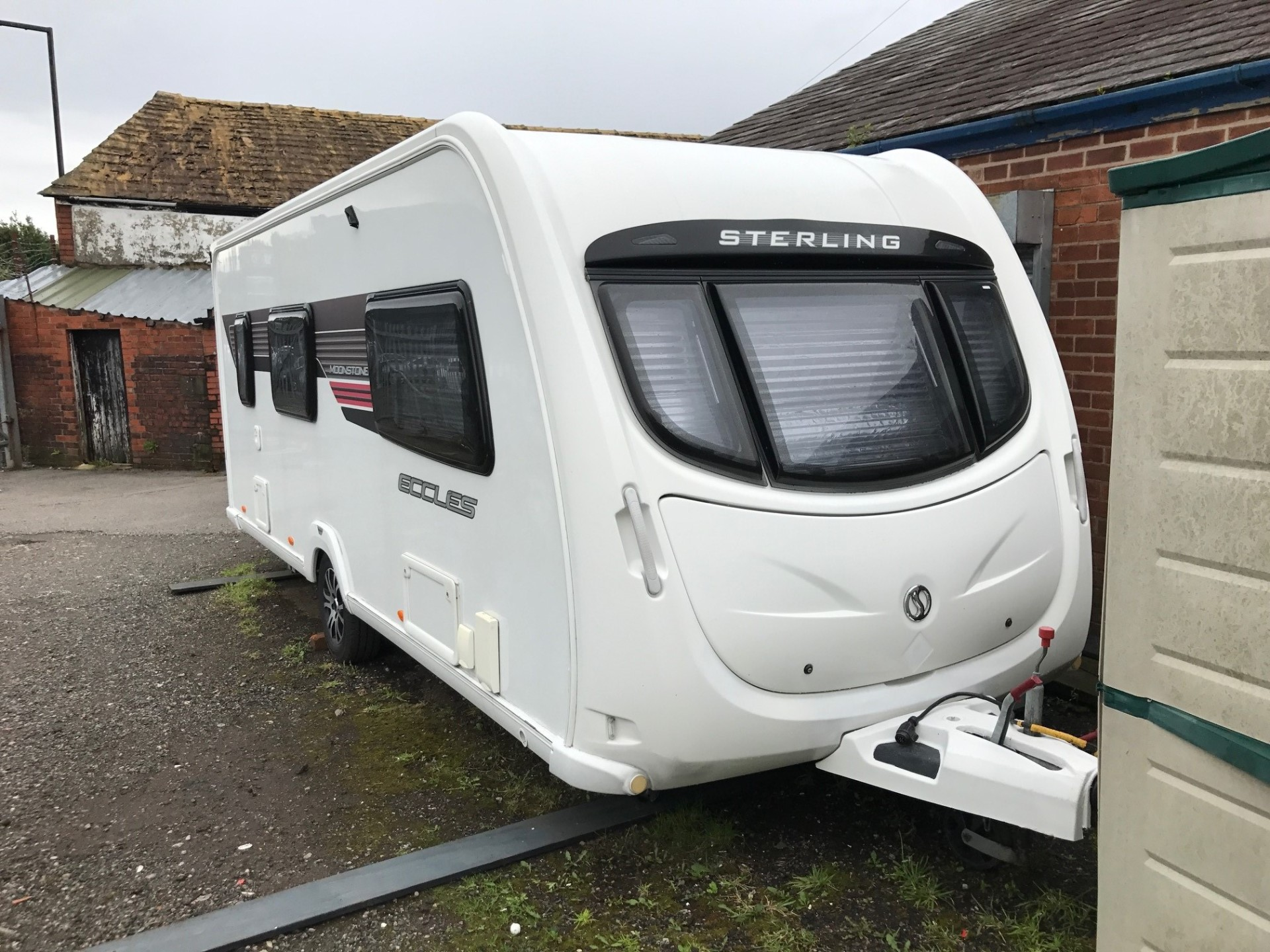 September 2017 Auction - Sterling Caravan, Brand New Furniture, Huge Range of Dedicated Micros CCTV